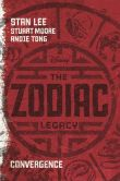 Book Cover Image. Title: The Zodiac Legacy:  Convergence, Author: Stan Lee
