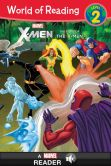 Book Cover Image. Title: World of Reading X-Men:  The Story of the X-Men: A Marvel Read-Along (Level 2), Author: Marvel Press