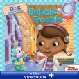 Book Cover Image. Title: Bubble Trouble (Doc McStuffins Series), Author: Sheila Sweeny Higginson