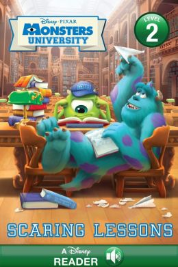 Scaring Lessons (Disney/Pixar Monsters University)