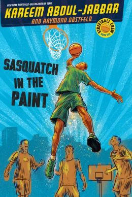 Sasquatch in the Paint (Streetball Crew Series #1)