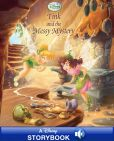 Book Cover Image. Title: Disney Fairies:  Tink and the Messy Mystery, Author: Disney Book Group