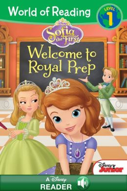 Welcome to Royal Prep (World of Reading Series: Level 1)
