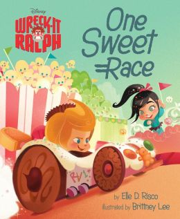 One Sweet Race (Wreck-It Ralph)