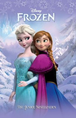 Frozen: The Junior Novelization (Disney Frozen)