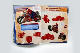 Ultimate Spider-Man: The Really Big Sticker Book!