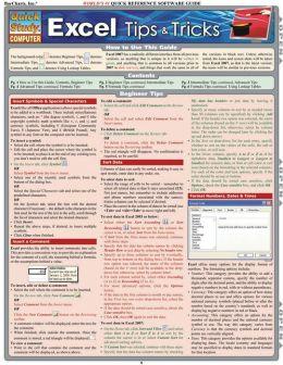 Excel Tips & Tricks