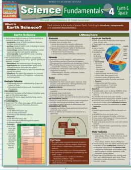Science Fundamentals 4 Earth & Space