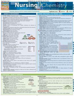 Nursing: Chemistry