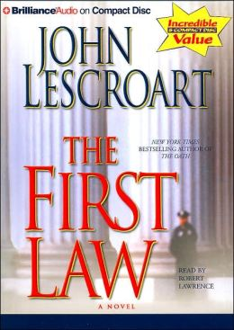 The First Law (Dismas Hardy Series #9)