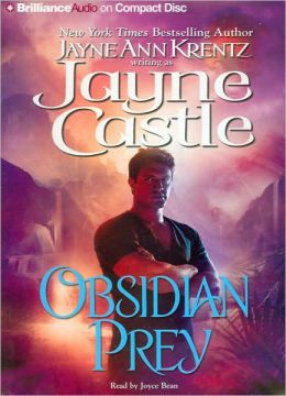 Obsidian Prey (Harmony/Ghost Hunters Series #6)