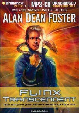 Flinx Transcendent (Pip and Flinx Adventure Series #14)
