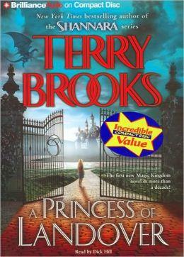 A Princess of Landover (Magic Kingdom of Landover Series #6)