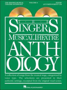 Singer's Musical Theatre Anthology, Volume 4: Tenor Accompaniment CDs