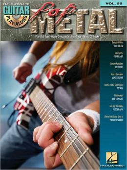 Pop Metal: Guitar Play-Along