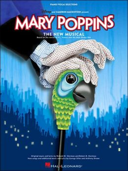 Mary Poppins: Broadway Vocal Selections