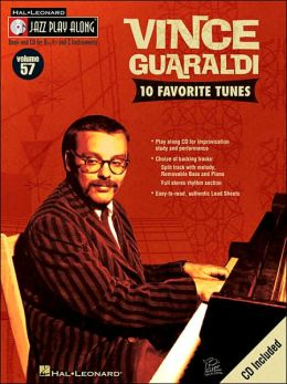 Vince Guaraldi: Jazz Play Along Series, Volume 57