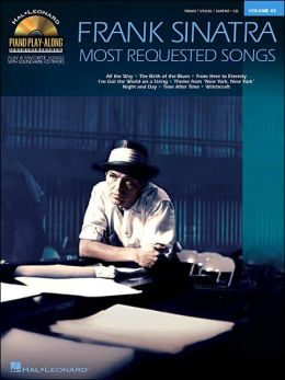Frank Sinatra - Most Requested Songs: Piano Play-Along Volume 45