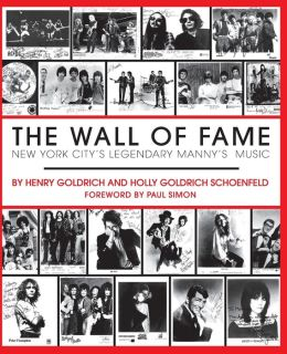 The Wall of Fame: New York City's Legendary Manny's Music
