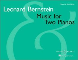 Music for Two Pianos: 2 Pianos, 4 Hands