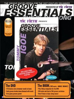 Tommy Igoe - Groove Essentials with CD & DVD