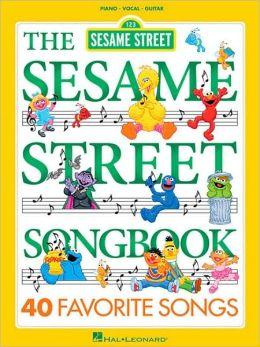The Sesame Street Songbook