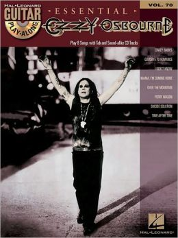 Ozzy Osbourne: Guitar Play-Along Volume 70