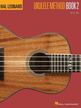 Hal Leonard Ukulele Method, Book 2