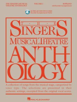 Singer's Musical Theatre Anthology - Volume 1: Soprano Book/2 CDs Pack