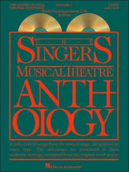 The Singer's Musical Theatre Anthology: Duets Accompaniment