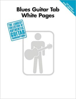 Blues Guitar Tab White Pages