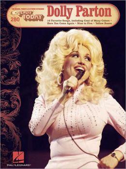 Dolly Parton: E-Z Play Today Volume 280