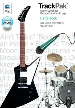 Hard Rock TrackPak: Apple Loops for GarageBand and Logic