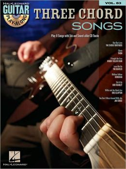 Three Chord Songs: Guitar Play-along