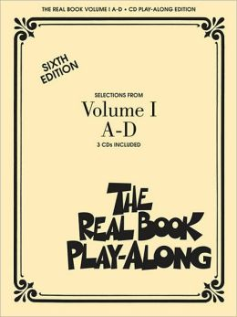 The Real Book Play-along - Volume 1 A-D: 3-CD Set