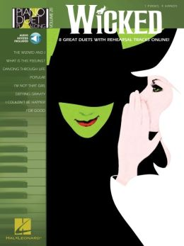 Wicked: Piano Duet Play-Along