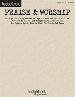 Praise and Worship: Budget Books