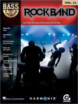 Rock Band: Bass Play-along