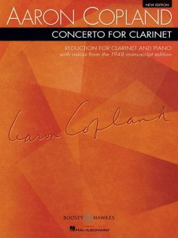 Concerto: For Clarinet and Piano Reduction
