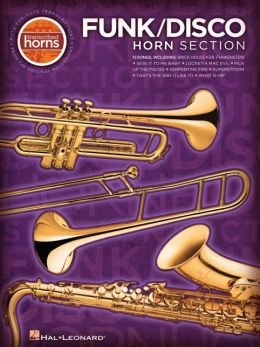 Funk/Disco Horn Section: Transcribed Horns