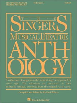 Singer's Musical Theatre Anthology: Tenor Vol 5