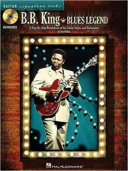 B. B. King - Blues Legend: A Step-by-Step Breakdown of His Guitar Styles and Techniques