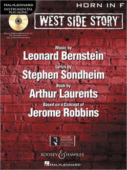 West Side Story for Horn: Instrumental Play-Along Book/CD Pack