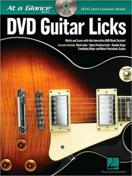 Guitar Licks: At a Glance Series DVD