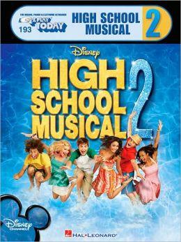 High School Musical 2: E-Z Play Today