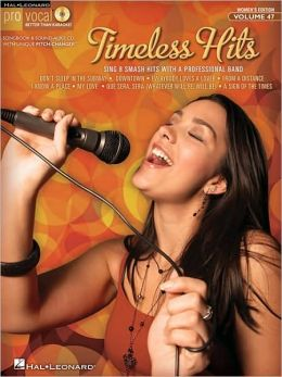 Timeless Hits: Pro Vocal Women's