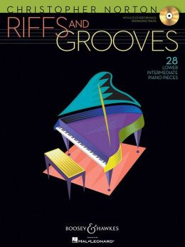 Riffs and Grooves: 28 Lower Intermediate Piano Pieces with a CD of Performance and Backing Tracks