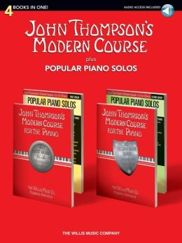 Modern Course Plus Popular Piano Solos