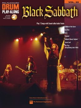 Black Sabbath: Drum Play-Along Volume 22