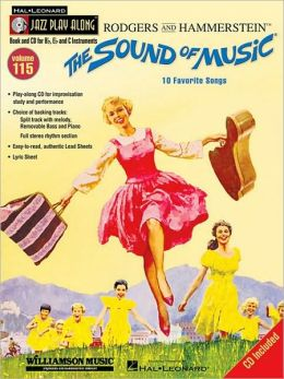 The Sound of Music: Jazz Play-along Volume 115